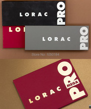 2015 new Lorac MEGA pro palette 2 and lorac unzipped 32 Color Eyeshadow Makeup Set with Eye primer Cosmetics
