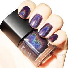 Born Pretty Holographic Holo Glitter Nail Polish Varnish Hologram Effect 11#(China (Mainland))