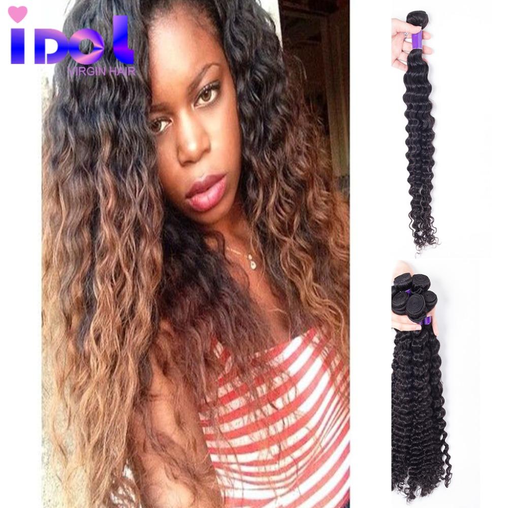 3Pcs/Lot Peruvian Deep Wave Virgin Hair Unprocessed Peruvian Virgin Hair Deep Wave Extension, Cheap Peruvian Hair Weaves<br><br>Aliexpress