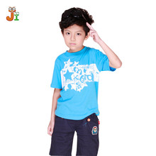Buy 2017 Boys t-shirt Children clothing Short sleeve new cotton t-shirt Fashion summer clothes children boys top t-shirt 4-12T for $7.28 in AliExpress store