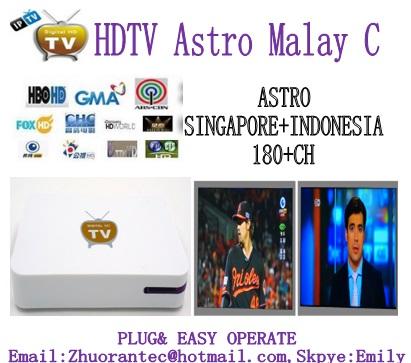 HDTV  package C