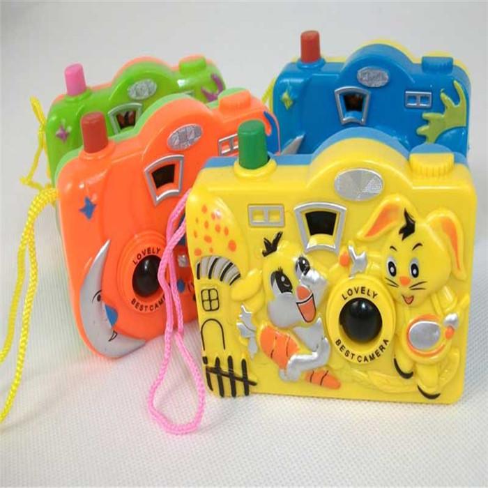 1Piece(9*6*2.5) Animal Simulation Educational Plastic Toys Camera Transform Image Kid Digital Camera To Kid The First Gift(China (Mainland))