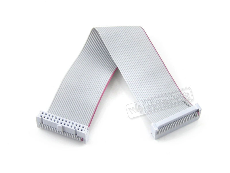 flat ribbon wire prices net 2 200mm flat ribbon cable wire 26 pin female idc connectors suit raspberry