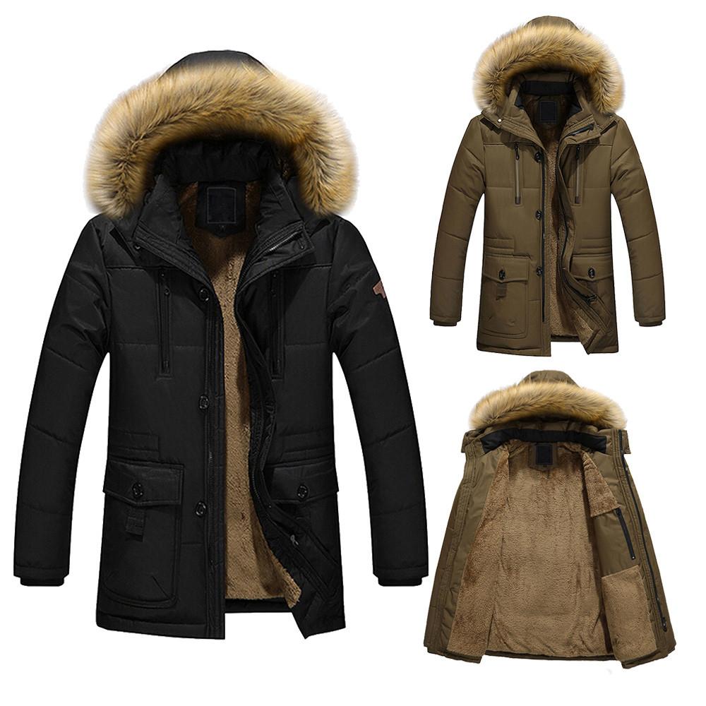 Popular Fur Hooded Men Jackets-Buy Cheap Fur Hooded Men Jackets ...