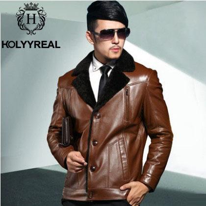 Luxury Shearling Coats - Coat Nj