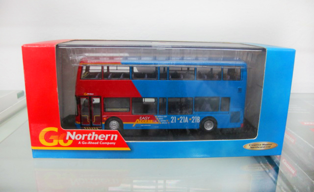 Creative Master Northcord Ltd. United Kingdom bus 1:76 ukbus 2009 double-decker alloy car bus model(China (Mainland))