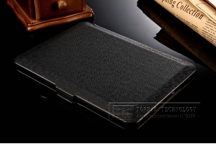 Cross Pattern B0 6 inch ebook Kindle Case for 2014 7th Generation New Kindle Cover Kindle Cover for Amazon New Kindle Case