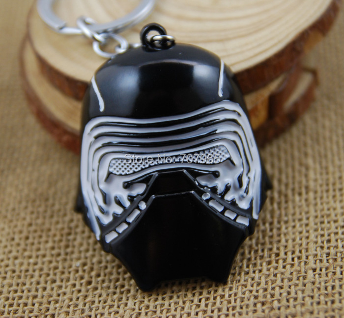 Star Wars Kylo Ren Keychain Ring black New Gift Free Shipping<br><br>Aliexpress