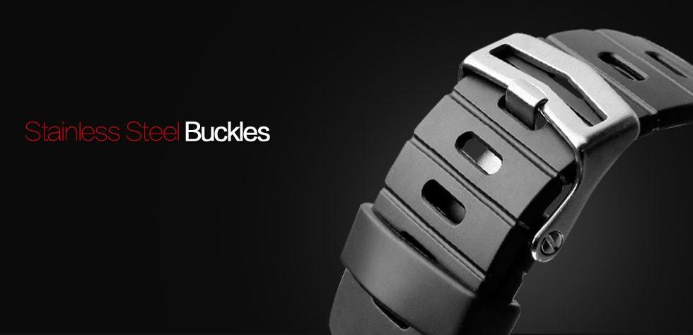 Бесплатная доставка EZON открытый бег калорий шагомер спортивные часы водонепроницаемые электронные T023 Цифровые Наручные Часы для Мужчин