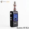 Electronic Cigarette E Hookah Kamry 60 Vape Box Mod Kit 7 60W Vaporizer For Vapor Storm
