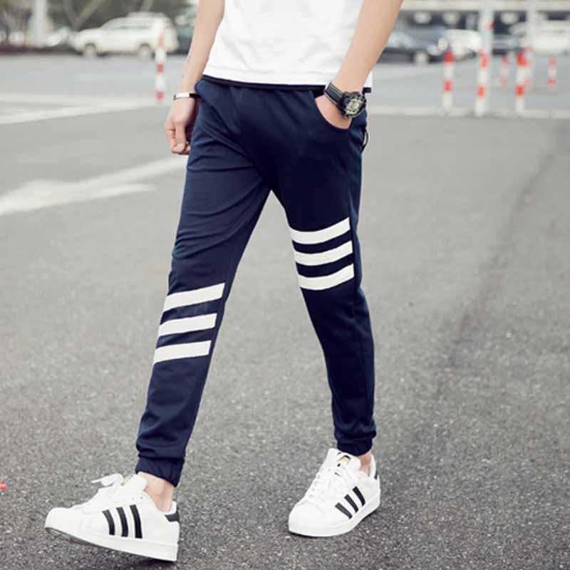 New Fashion Plus Size Men Pants Fit Cotton Jogger Pants Summer Style Sweatpants Men 39 S Trousers
