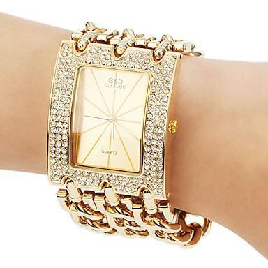 Best sale Stainless Steel Crystal Wrist Watch women casual watch Ladies Quartz Watch Analog wristwatches(China (Mainland))