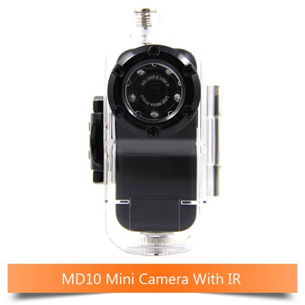 Waterproof MD80 mini dv Night Vision 1080P HD underwater Camera mini camera hd MD80 DV(China (Mainland))