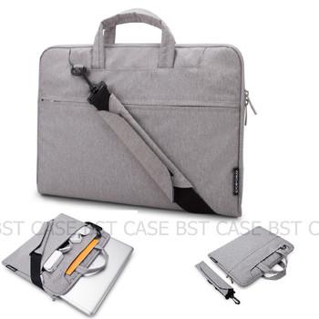 Тонкий чехол для ноутбука, лаптопа macbook air pro 13 retina 15 Oxford водонепроницаемая противоударная тканевая сумка для Dell lenovo HP