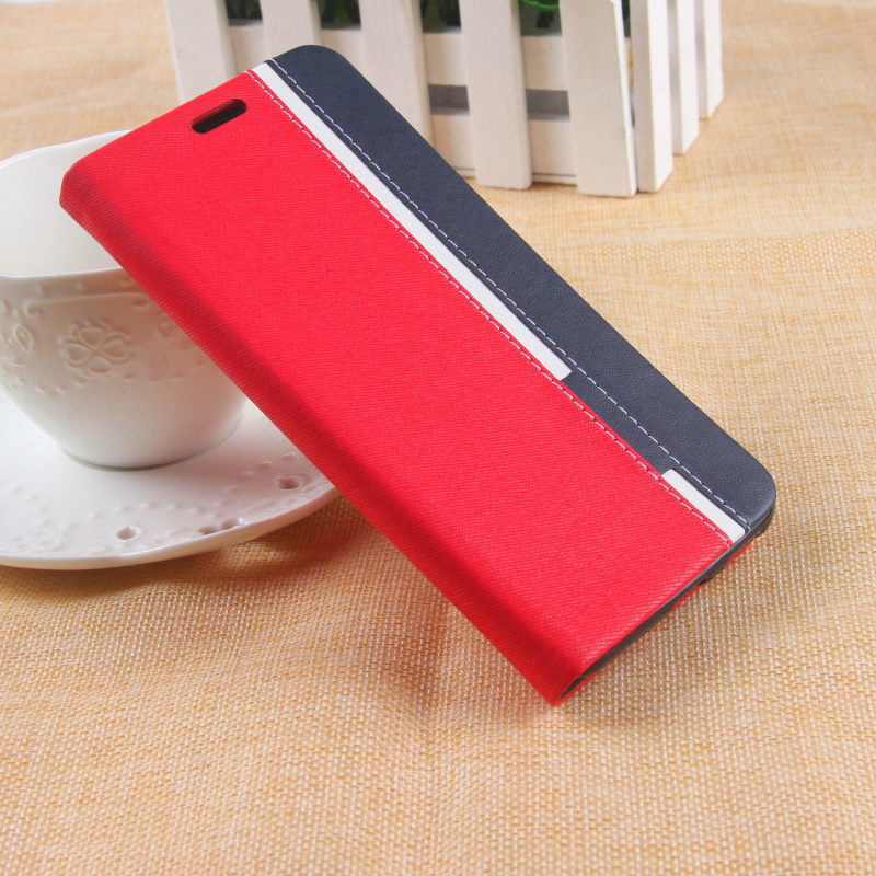 New Arrival Mix Color Fashion PU Leather Pocket Cellphone Protective Case For BQ Aquaris E5 with Card Slots with Video Stand(China (Mainland))