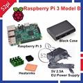 Raspberry Pi 3 Starter Kit with Raspberry Pi 3 Model B 5V 2 5A EU US