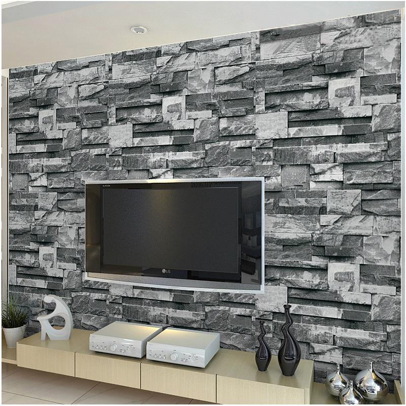 Marbre papier peint mod les promotion achetez des marbre - Simulation papier peint salon ...