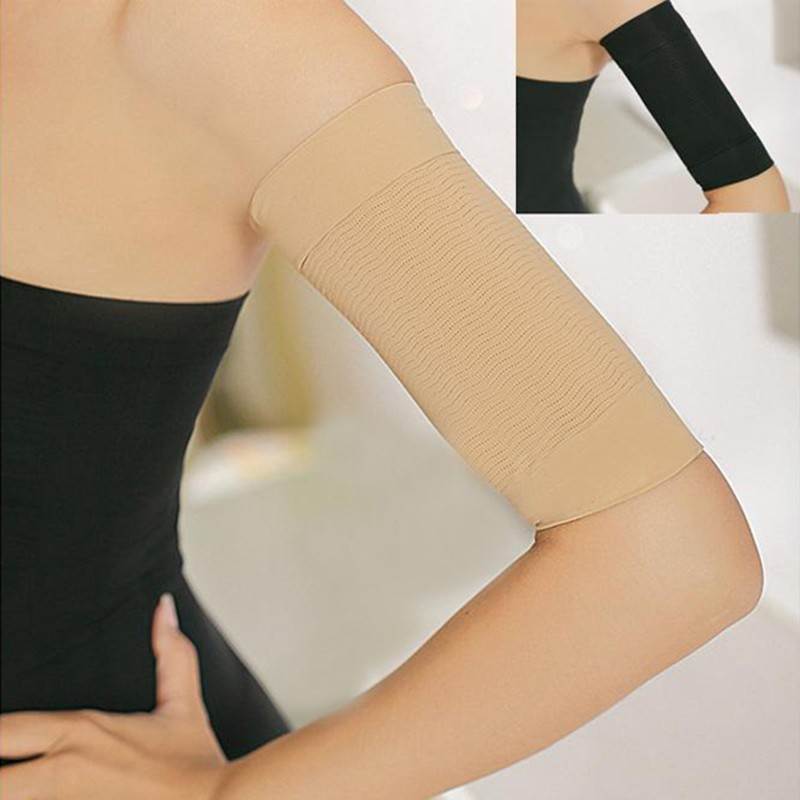 New Beauty Women Tool Weight Loss Calorie Off Fat Buster Arm Shaper Slimmer Wrap Free Shipping(China (Mainland))