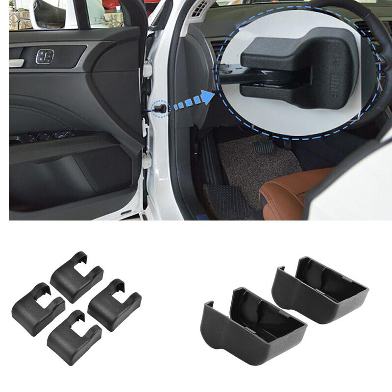 Door Stopper Protection Cover For VW Jetta Tiguan Passat Golf POLO CC Skoda octavia Fabia Superb for Audi A4 A6 A5 A7 S5 Q3 Q5(China (Mainland))