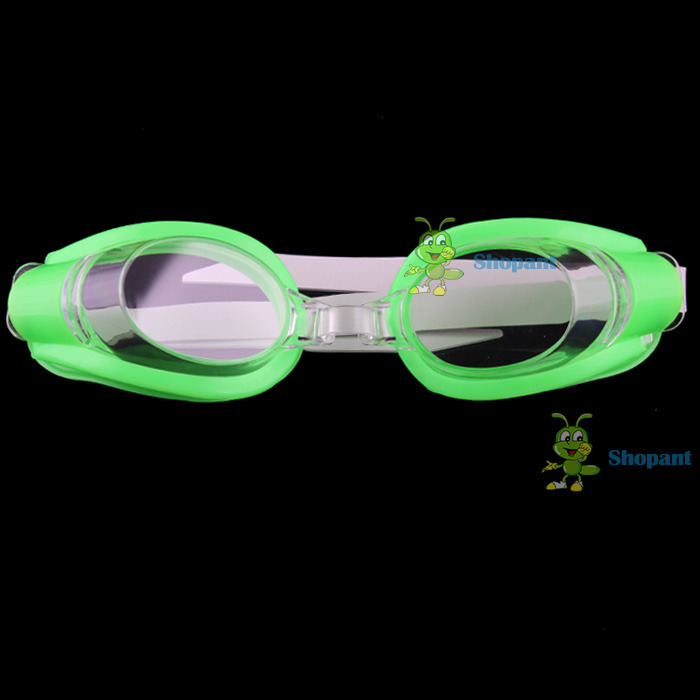 bestChoise Helpful! Summer Crystal Swim Goggles w Earbud Nose Clip Set Personalized!(China (Mainland))