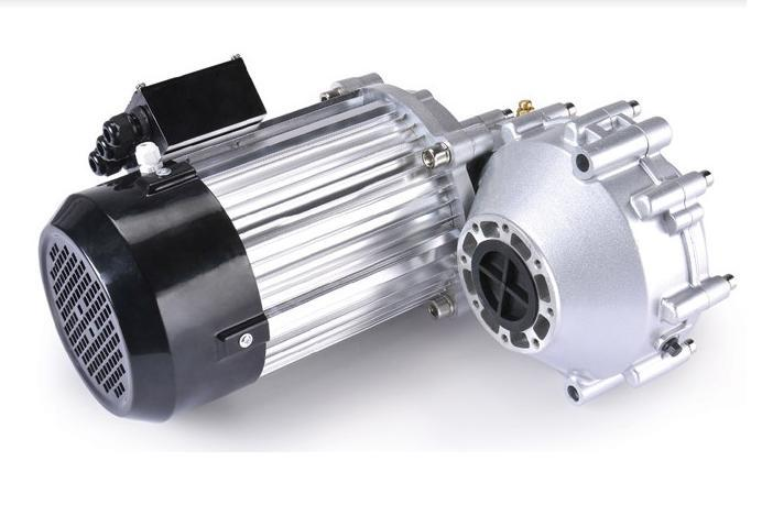 Dc 48v 60v 72v 7000w powerful motor brushless motor magnet for Most powerful brushless motor