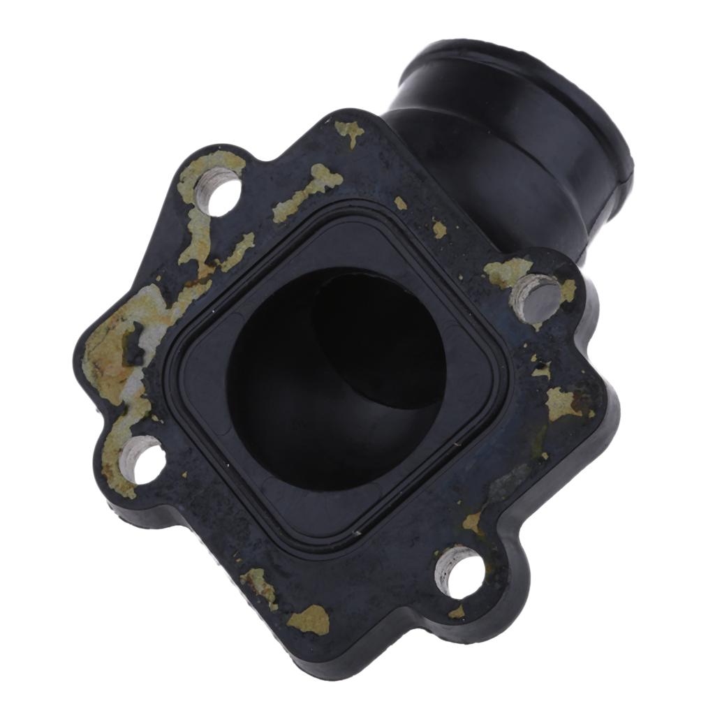 Carburetor Carb Air Intake Manifold 2 Stroke for Yamaha JOG 50cc 90cc Engine Strong Strength and Long Durability