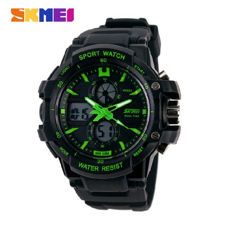 Skmei бренд повседневные Детские Часы наручные
