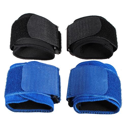 new2015 New Adjustable Sport Wristband Wrist Brace Bandage Support Band Gym Strap Safety 5WA7(China (Mainland))