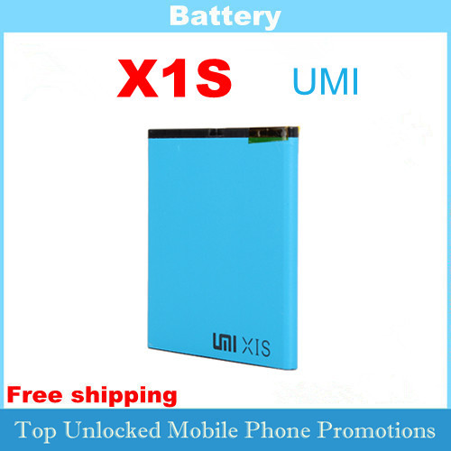 Fast Free shipping ! Original 3.7V Li-ion 1850mAh Battery BL-5P for UMI X1 X1s Smart mobile Phone(China (Mainland))