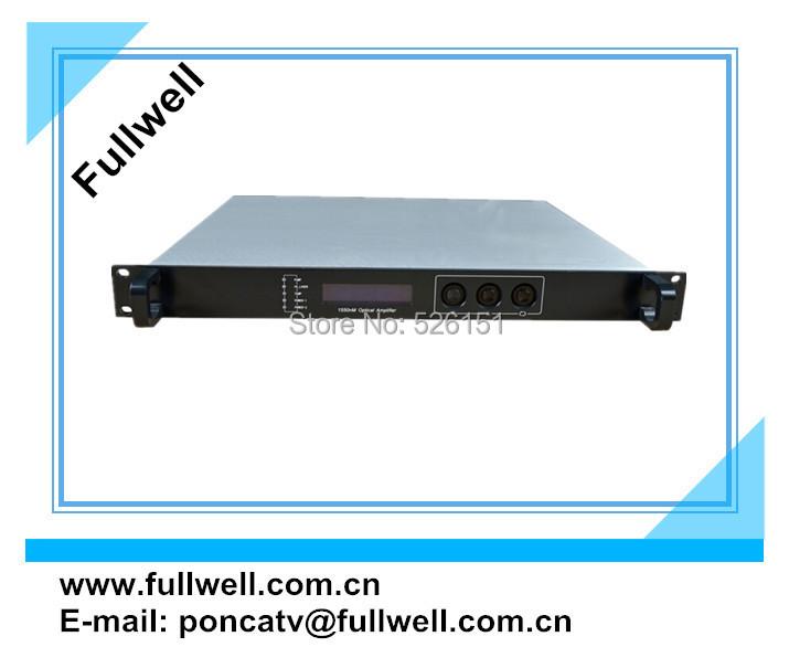 output 15dBm, single power 1550nm catv optical edfa(China (Mainland))