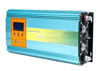 2014 NEW ~1200W Grid Tie Power Inverter DC 28-48V TO AC 220-240 , for Solar panel,MPPT SOLAR INVERTER with LCD power meter