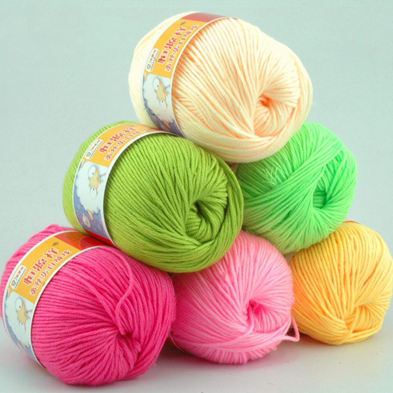 Hand Knitting Yarn : ... Cashmere Yarn Cotton Yarn High Quality Baby Yarn For Hand Knitting