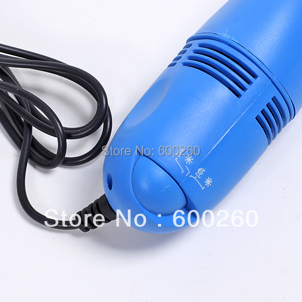 Free Shipping Pocket Brush Kreyboard USB Dust Collector Vaccum Cleaner Computer Clean Tools(China (Mainland))