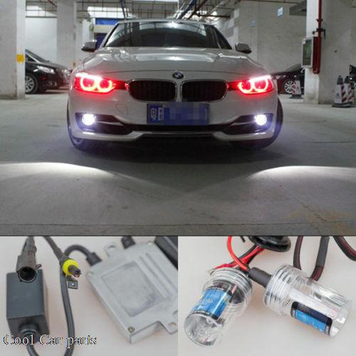 CANBUS HID Xenon Conversion Kit Fog ligh For BMW F30 series F31 F34 F82 2013-17<br><br>Aliexpress