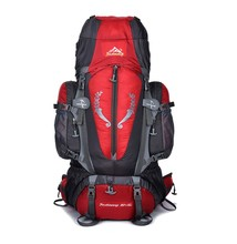Buy NEW 85L Outdoor Backpack Unisex Travel Multi-purpose climbing backpacks Hiking big capacity Rucksacks camping sports bags for $50.49 in AliExpress store