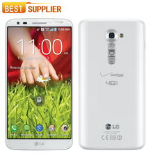 2016 Rushed Direct Selling Color Bar Original LG G2 F320 D802 D800 VS980 32GB ROM Qual-core with13MP Camera 3G&4G WIFI GPS Phone(China (Mainland))