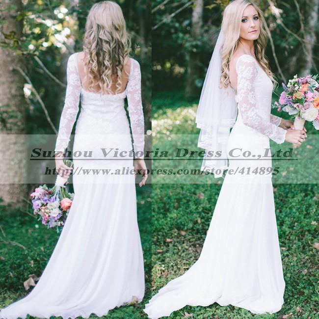 Cheap Hippie Wedding Ideas: Hippie wedding dresses for you to wear ...