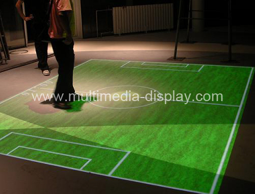 Magic Floor System and 30 effects and necessary hardware for advertising(China (Mainland))