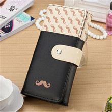 Fashion The new wallet lady's hand Grow a beard clasp wallet mobile phone packages women's wallet free shipping LY029