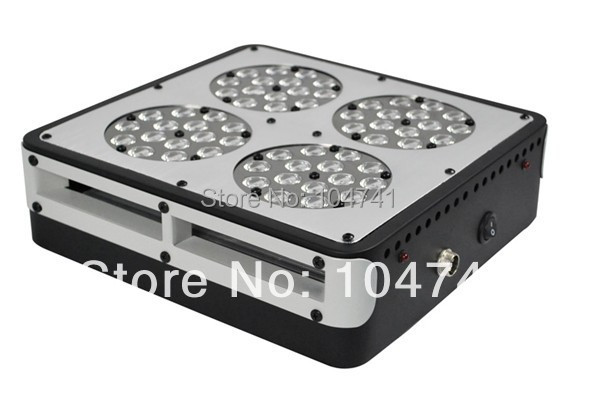 DHL Free shipping Apollo 4 LED Grow lights 130w full spectrum Led medical plant grow panel Hydroponic plant grow Led(China (Mainland))