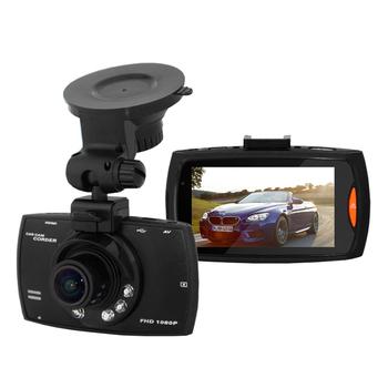 Original Podofo Car DVR Camera G30 Full HD 1080P 140 Degree Dashcam Video Registrars for Cars Night Vision G-Sensor Dash Cam