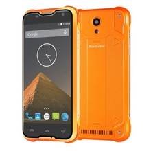 """Blackview BV5000 Smartphone 4G LTE Waterproof IP67 5"""" HD Mtk6735 Quad Core Android 5.1 Mobile Cell Phone 2GB RAM 16GB ROM 13MP(China (Mainland))"""