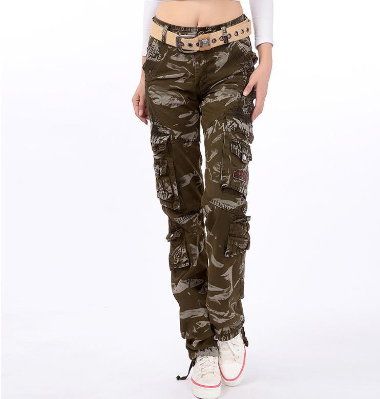 Beautiful Camo Cargo Pants For Women Combine Elements Of Militaryinspired Clothing With Trendy Pop Culture Camo, Short For Camouflage, Is A Greenandbrown Print Worn In The Military Cargo Pockets Are A Trend Also Inspired By Military