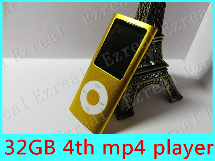 MP4-плеер New 100 32GB 4 MP3 MP4 FM + e MP4 9 4th mp4 mp4 плеер no 30pcs 4 mp3 mp4 8 1 8 9 hkpost 4th