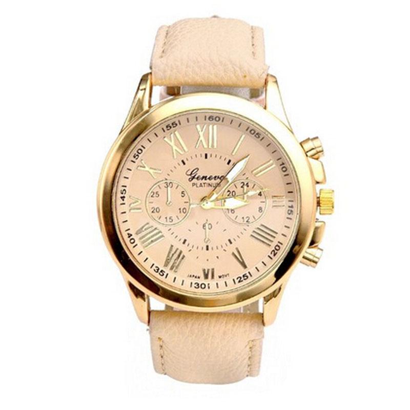 Montre Hot Sales Top Brand Mens Watch Leather Women Men Quartz Watches Luxury Fashion Mens Business Military Watches Relogio<br><br>Aliexpress