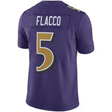 Men's Joe Flacco 5# C.J. Mosley 57# Steve Smith Sr 89# Eric Weddle 32# Terrell Suggs 55# Purple Color Rush Limited Jersey Adult(China (Mainland))