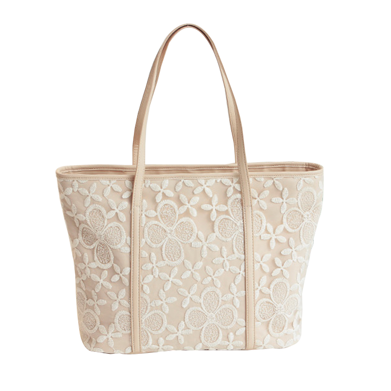 High capacity PU leather Lace Big women handbag New Fashion Famous Designers Brand Michaeled BAGS/shoulder tote bags(China (Mainland))