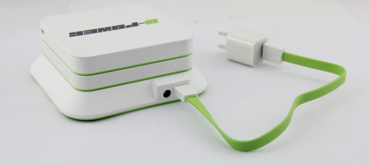 ihome portable charger instructions