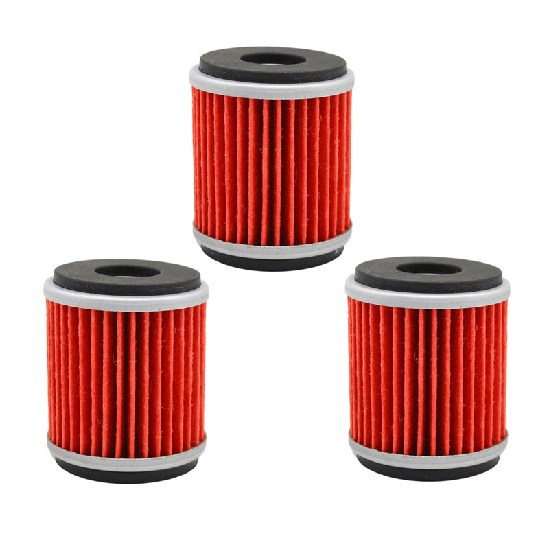 3pcs font b motorcycle b font font b Engine b font parts Oil Grid Filters for