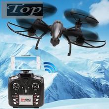 FPV JXD 509W 6-Axis Gyro 2.4G RC Quadcopter Drone HD Wifi Camera 0.3MP Auto Set High App-RC